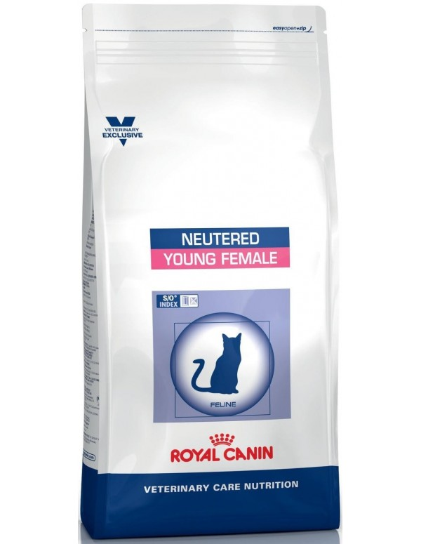 Royal Canin VCN Neutered Young Female Alimento Seco Gato
