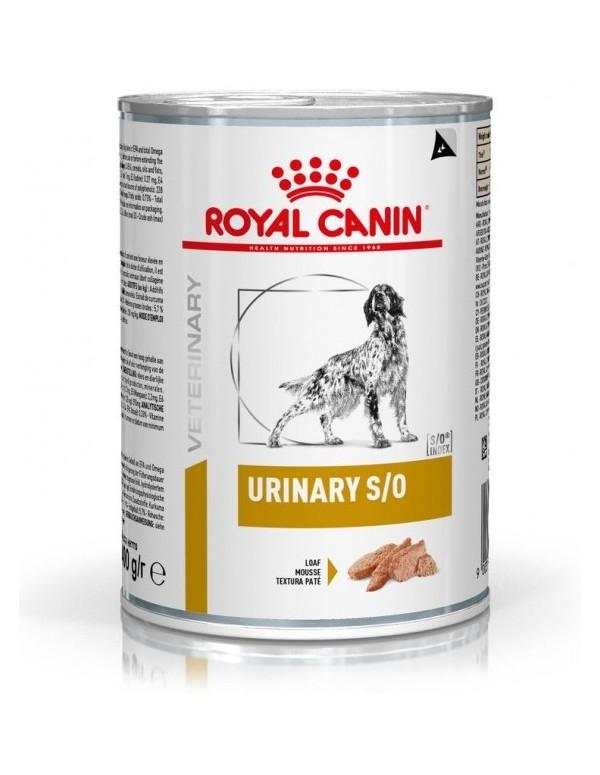 Royal Canin VD Urinary Alimento Húmido Cão
