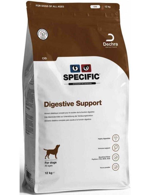 Specific VD CID Digestive Support 12 Kg Alimento Seco Cão
