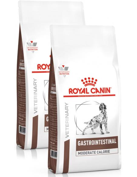 Royal Canin VD Gastrointestinal Moderate Calorie Alimento Seco Cão