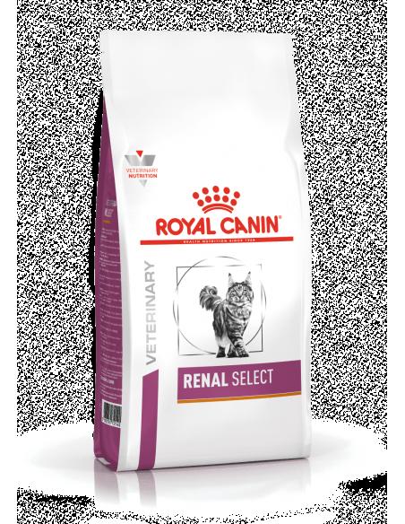 Royal Canin Gato VD Renal Select