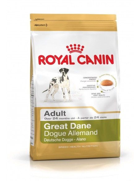 Royal Canin Breed Health Nutrition Great Dane Adult Alimento Seco Cão