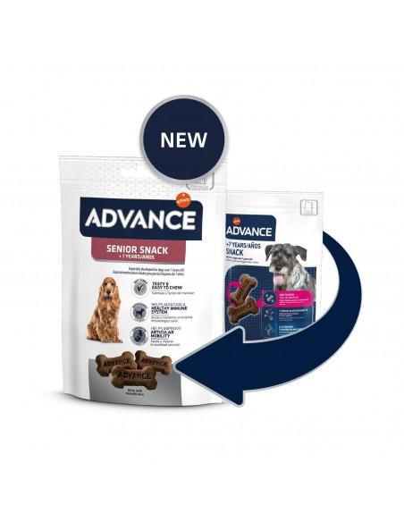 Advance Snack + 7 Anos 150 Gr