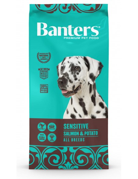 Banters Adulto Sensitive 15 Kg