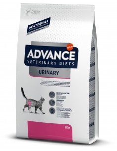 Advance VD Urinary Alimento Seco Gato 8 Kg