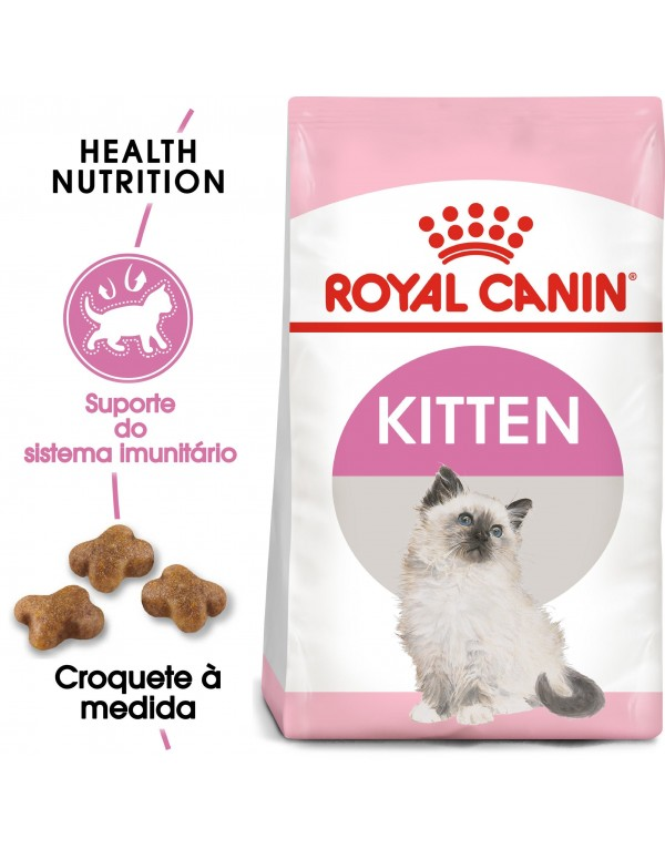 Royal Canin Feline Health Nutrition Kitten Alimento Seco Gato
