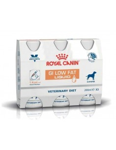 Royal Canin Gastrointestinal Low Fat Liquid 3X200 ML