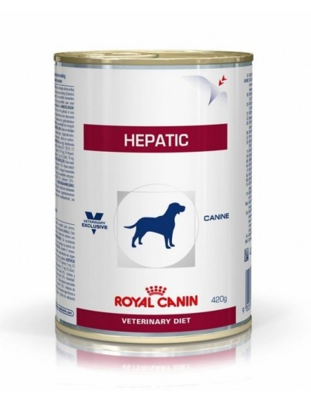 Royal Canin Hepatic 420 Gr