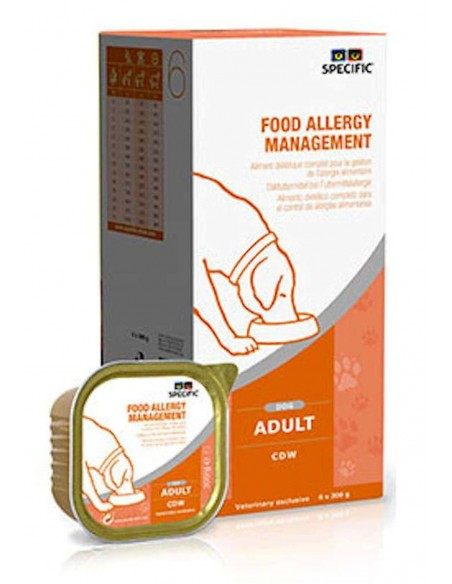 Specific CDW Food Allergy Management 6 X 300 Gr