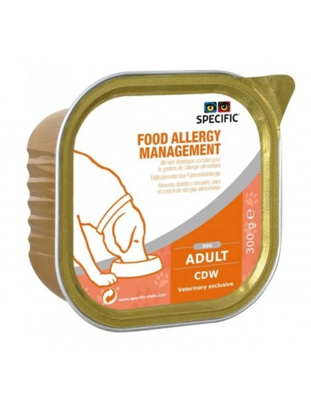 Specific CDW Food Allergy Management 300 Gr
