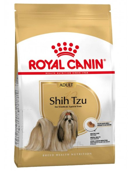 Royal Canin Breed Health Nutrition Shih Tzu Adult Alimento Seco Cão