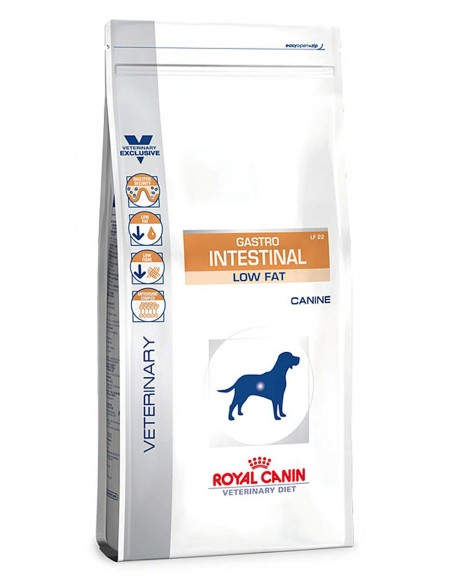 Royal Canin VD Gastrointestinal Low Fat Alimento Seco Cão