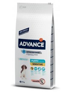 Advance Puppy Sensitive Alimento Seco Cão