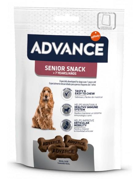 Advance Cão Senior + 7 Anos Snack Cão
