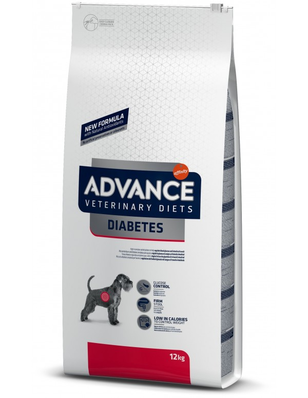 Advance VD Diabetes Alimento Seco Cão