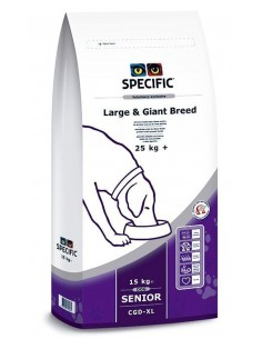 Specific CGD-XL Senior Large & Giant Breed Alimento Seco Cão