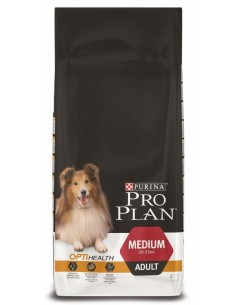 Pro Plan Adult Medium Alimento Seco Cão