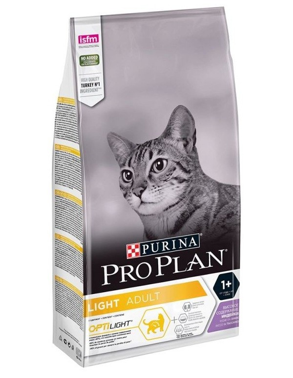 Pro Plan Adult Light Alimento Seco Gato