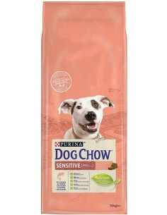 Dog Chow Adulto Sensitive Alimento Seco Cão