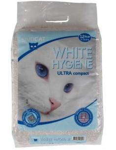 Litter SIVOCAT WHITE HYGIENE ULTRA 12 LT/10,6 KG