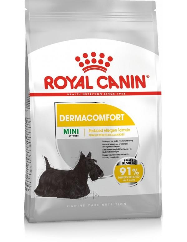 Royal Canin Cão Mini Dermacomfort