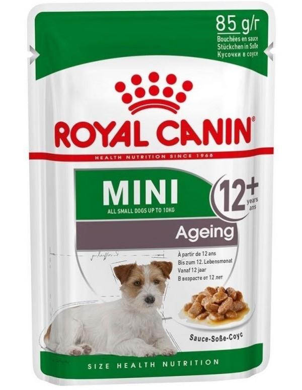 Royal Canin Cão Mini Ageing 12+