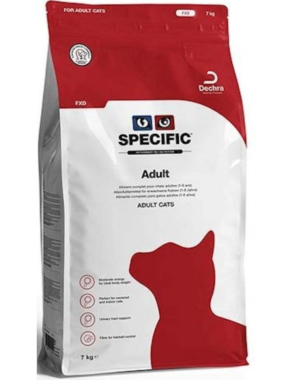 Specific FXD Adultos Alimento Seco Gato