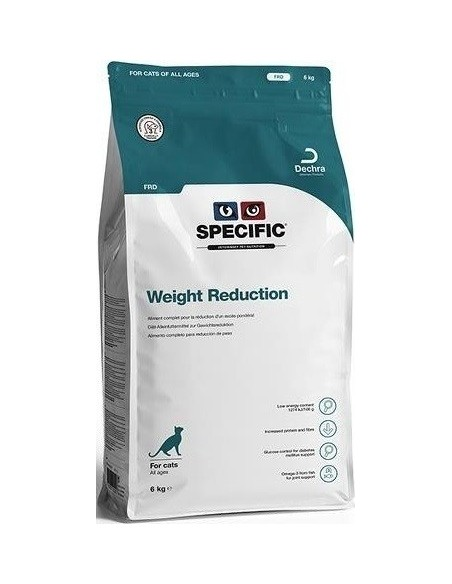 Specific VD FRD Weight Reduction Alimento Seco Gato