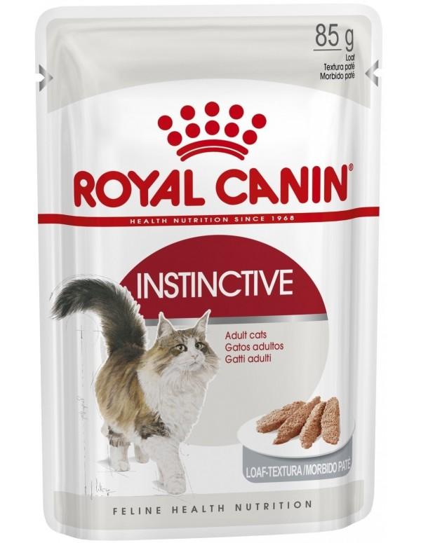 Royal Canin Gato Instinctive Saquetas (Pate)