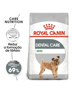 Royal Canin SHN Mini Dental Care Alimento Seco Cão