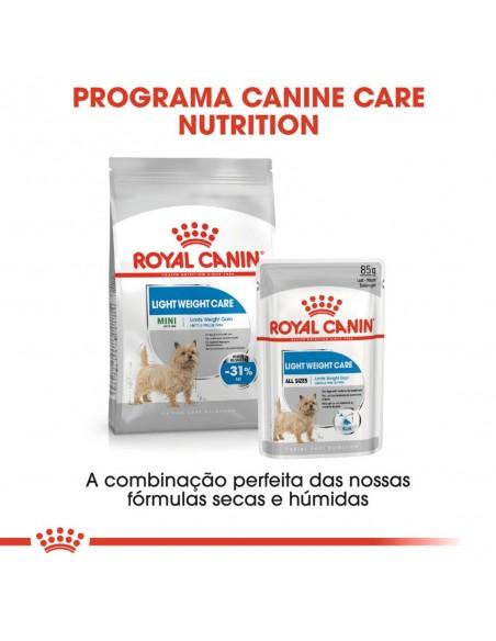 Royal Canin SHN Mini Light Weight Care Alimento Seco Cão