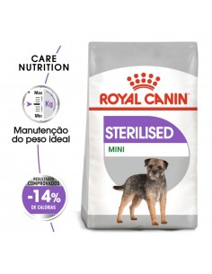 Royal Canin SHN Mini Sterilised Alimento Seco Cão