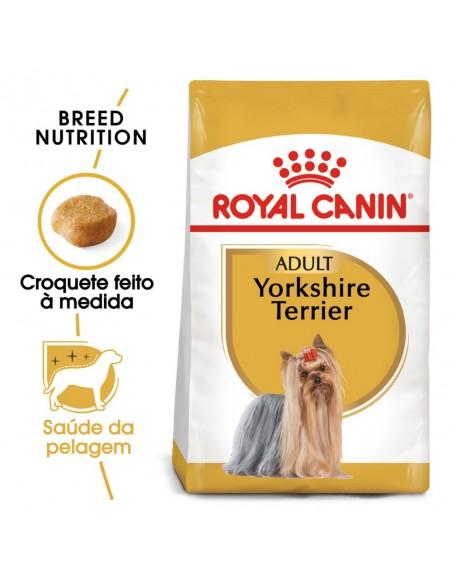 Royal Canin BHN Yorkshire Terrier Adult Alimento Seco Cão
