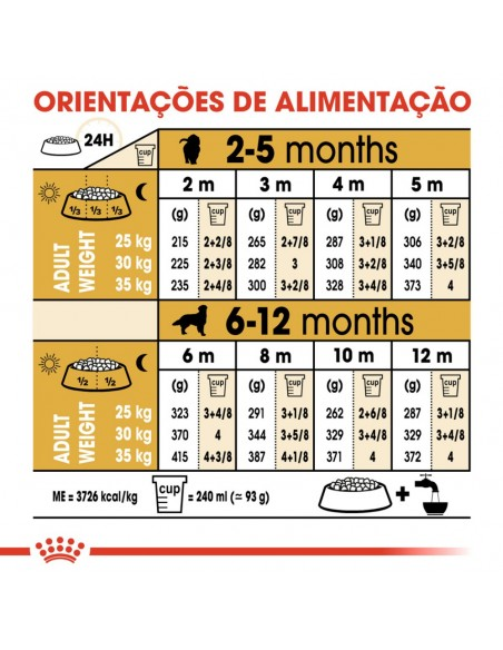 Royal Canin BHN Golden Retriever Puppy Alimento Seco Cão