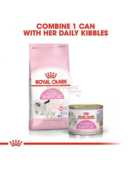 Royal Canin Mother and Babycat Alimento Húmido Gato