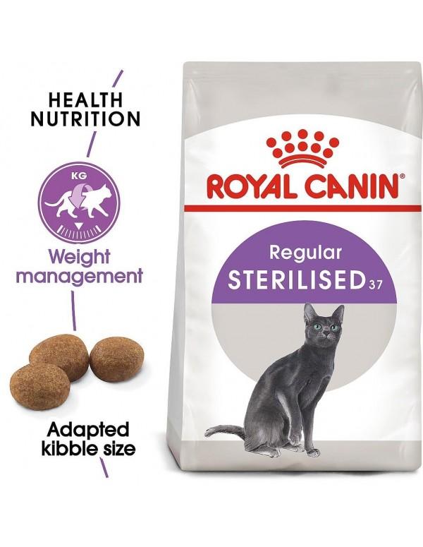 Royal Canin FHN Sterilised Alimento Seco Gato