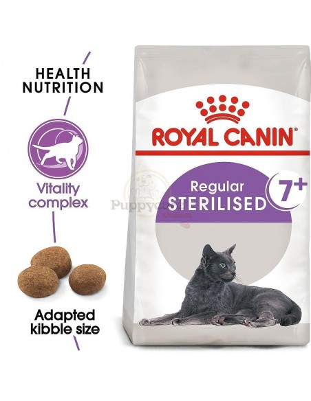 Royal Canin FHN Sterilised 7+ Alimento Seco Gato