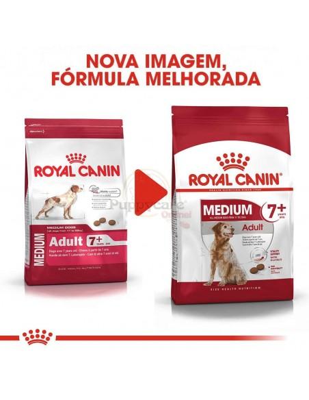 Royal Canin SHN Médium Adult 7+ Alimento Seco Cão